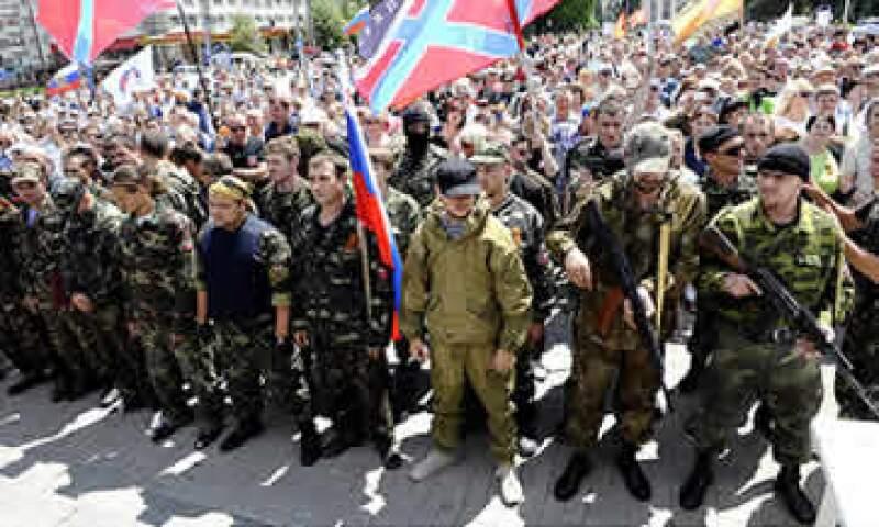 Ucrania podría no cumplir con las obligaciones que adquirió al recibir su primer rescate. (Foto: tomada de CNNMoney.com)