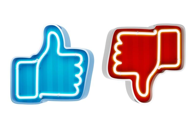 Facebook acciones