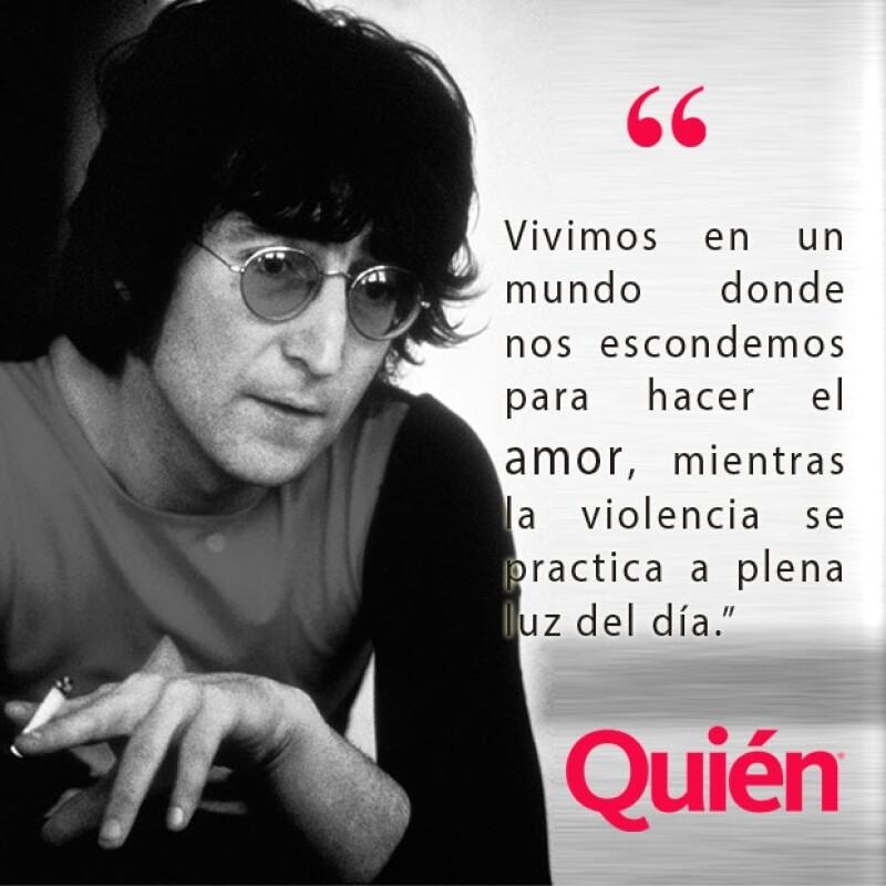Top 10 Las Mejores Frases De John Lennon