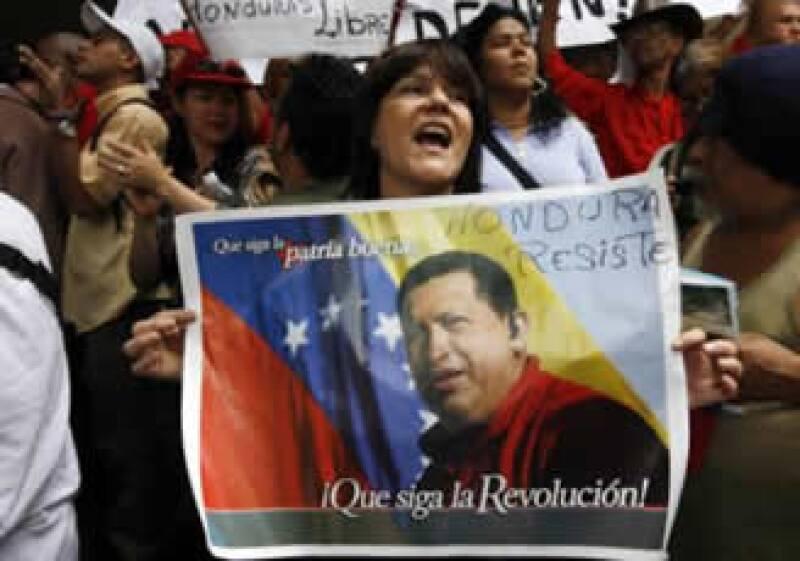 El presidente venezolano dijo que