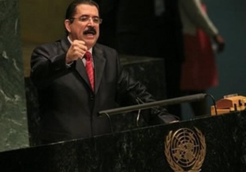 Manuel Zelaya tiene planeado regresar a Honduras este jueves. (Foto: AP)