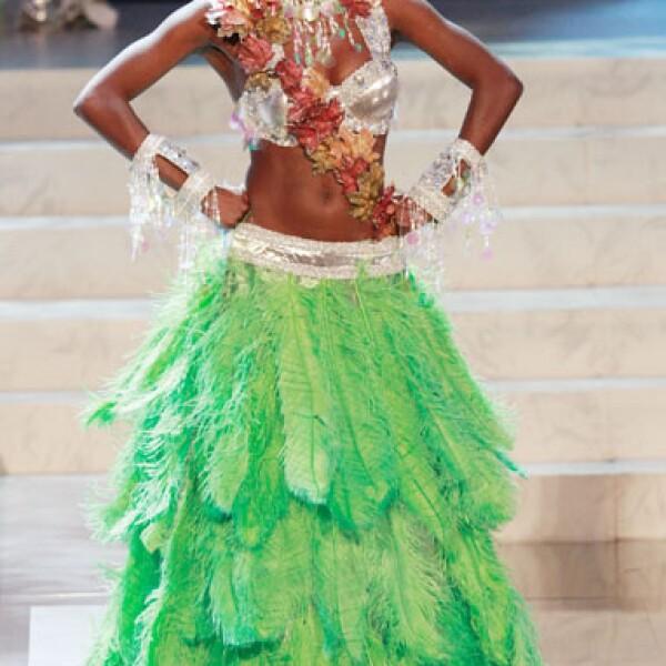 Miss Canadá, Adwoa Yamoah.