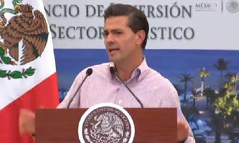 El turismo en México creció más de 20%, según el Gobierno. (Foto: Tomada de @PresidenciaMX)