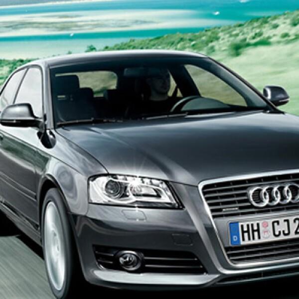 El Audi A3 fue el cuarto más vendido en el sector de lujo, con 2,312.