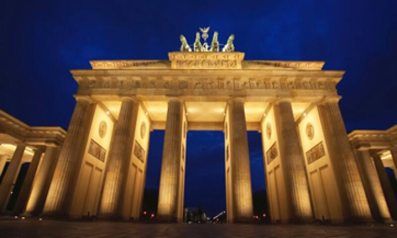 La economía alemana representa un tercio de la producción de la zona euro. (Foto: Thinkstock)