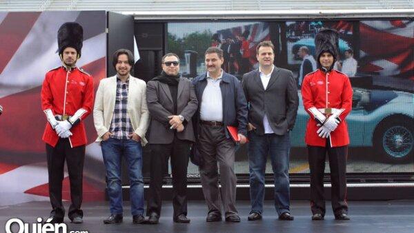 Rodnei Silva,Marco Saade,Joseph Chamasrour,Mauro Frateschi