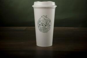 Starbucks Día de la Tierra