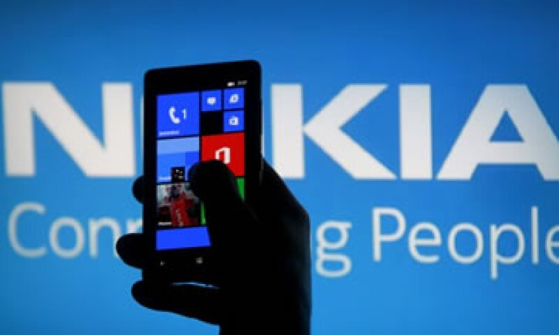 La compañía ha apostado su futuro a los teléfonos con el sistema Windows Phone. (Foto: Reuters)