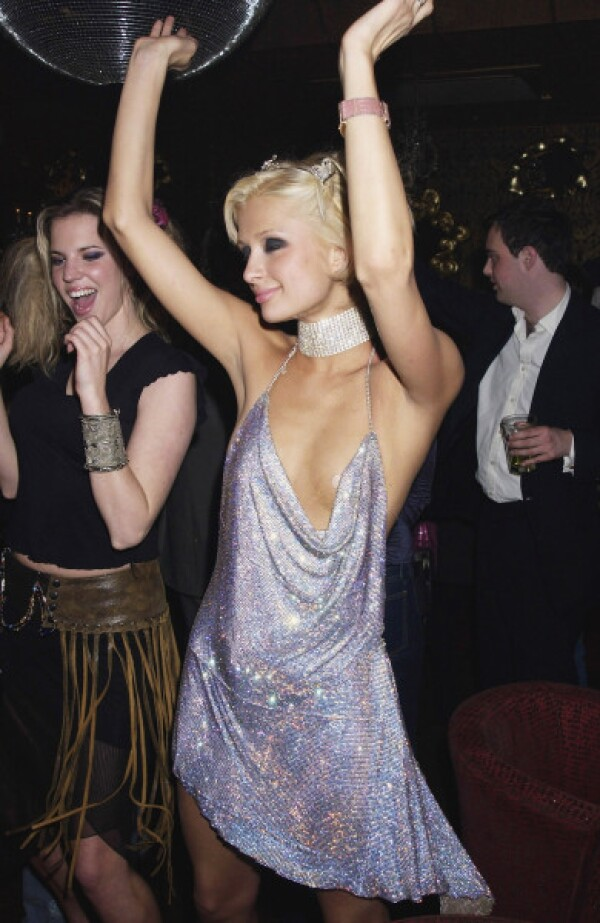 Paris Hilton's 21st Birthday Party