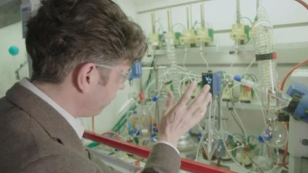Minuto Clix: la revolucionaria tecnología para fabricar medicamentos