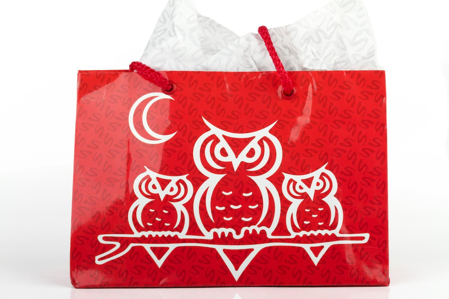 Sanborns gift bag