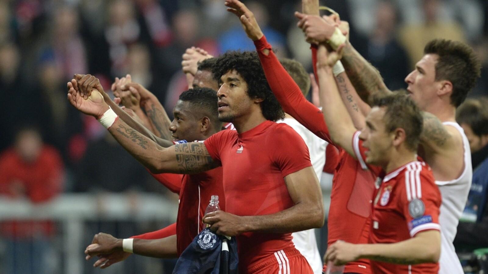 Bayern, Man United
