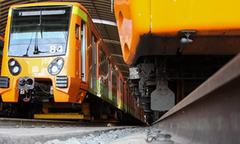 La empresa española CAF dijo que su participación en la reparación de la Línea 12 será limitada, ya que, no participaron en la construcción de la vía. (Foto: Cuartoscuro)