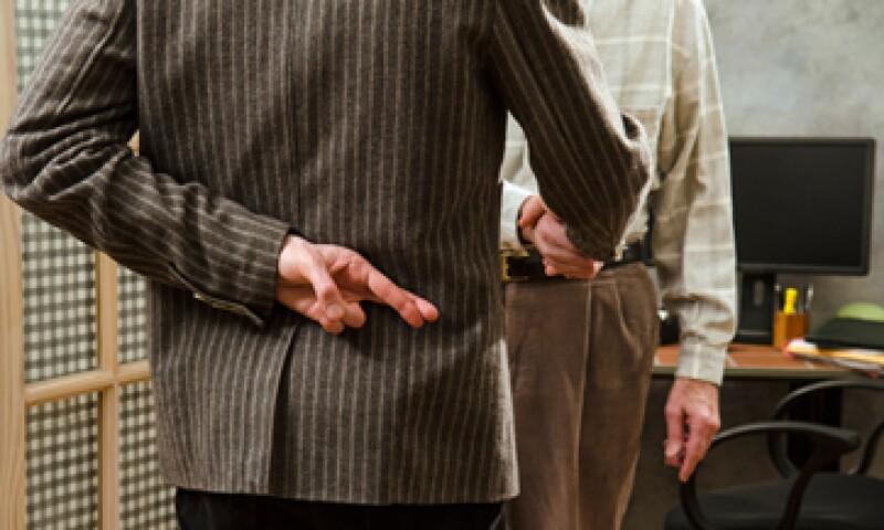 Los CEO consultados por Pulso 500 consideran que México requiere leyes anticorrupción, similares a las de EU. (Foto: iStock by Getty Images )