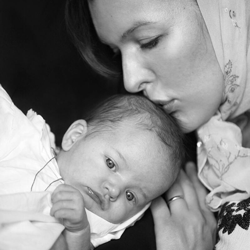 La actriz se ha mostrado de lo más emocionada con la llegada de su bebé.