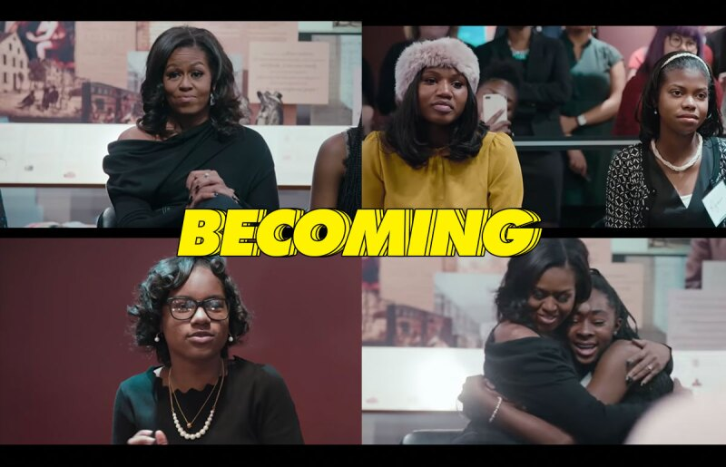 becoming-netflix-documendal-michelle-obama