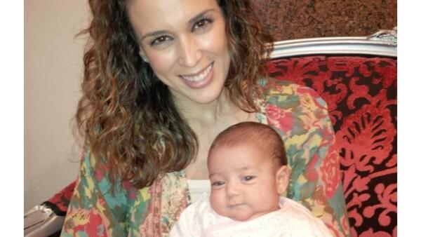 Será a finales del mes patrio cuando Jacqueline Fuentes Bracamontes sea bautizada por la iglesia católica, evento que su mamá ya comenzó a planear con mucha emoción.