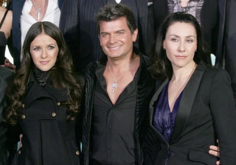 El elenco de A Corazón Abierto fue presentado en el Hotel Habita.