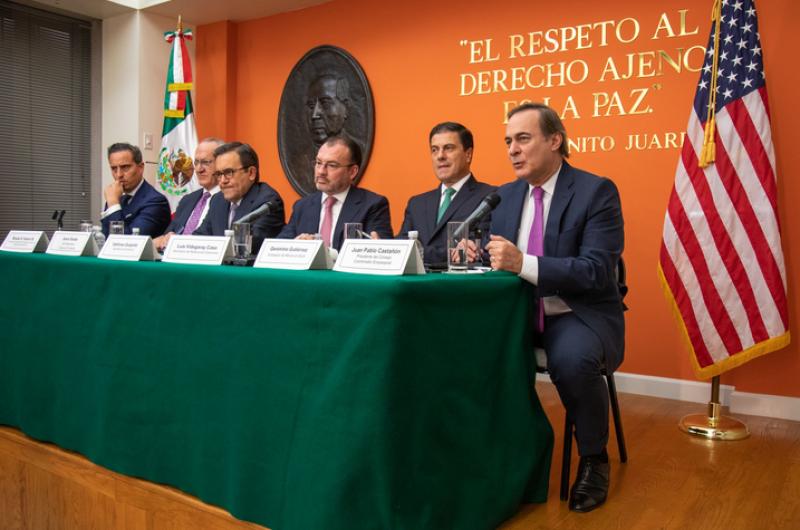 Castañón cce tlcan México Estados Unidos EU