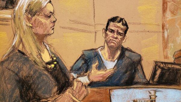 Vicentillo Zambada juicio Chapo Guzmán