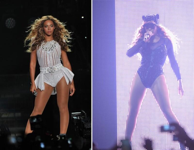 """Beyoncé ha viajado por el mundo para presentar su tour """"Mrs. Carter Show World Tour""""."""