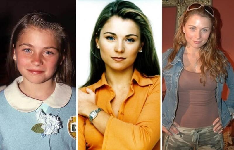 """Hemos visto crecer a Ludwika desde que debutara como actriz en 1989 la telenovela """"Carrusel""""."""