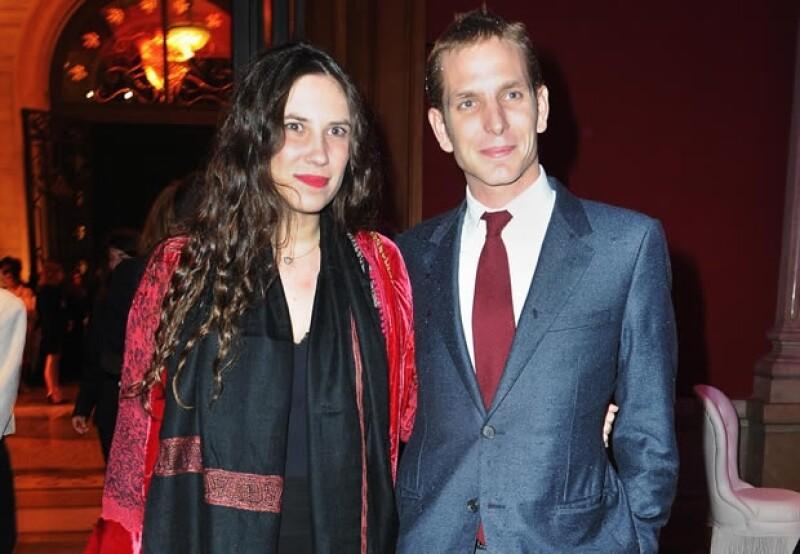 Andrea y Tatiana se conocieron gracias a Carlota Casiraghi hace más de ocho años.