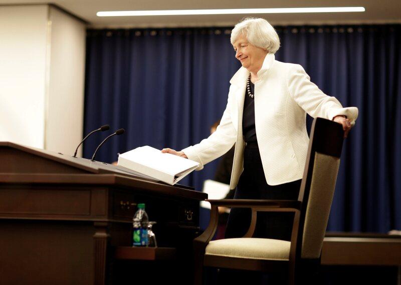 Fed Janet Yellen