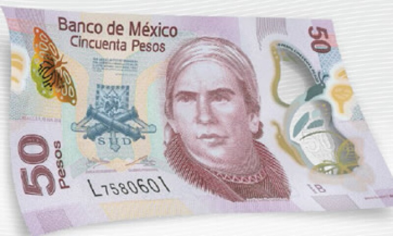 Los nuevos billetes de 50 pesos convivirán con los que actualmente están en circulación. (Foto: Cortesía Banxico)