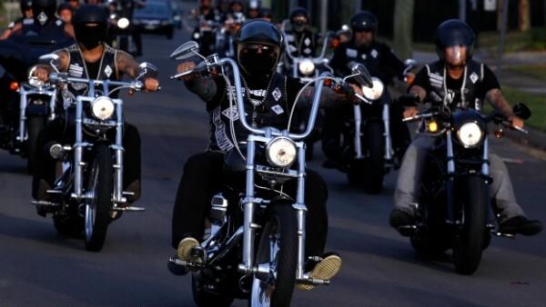 motocicletas pandillas texas