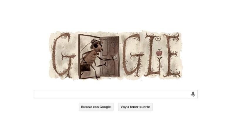 doodle Kafka Google