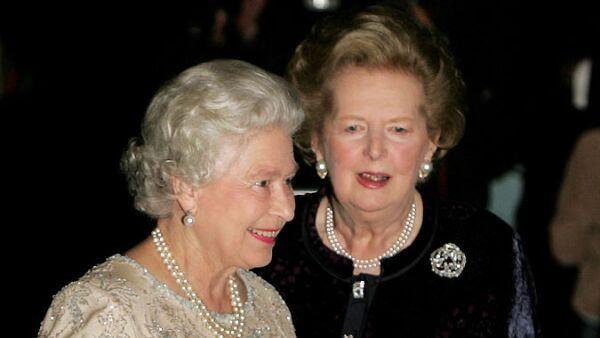Margaret Thatcher - 80th Birthday Party