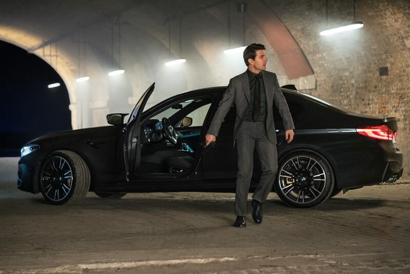 BMW y Cruise.