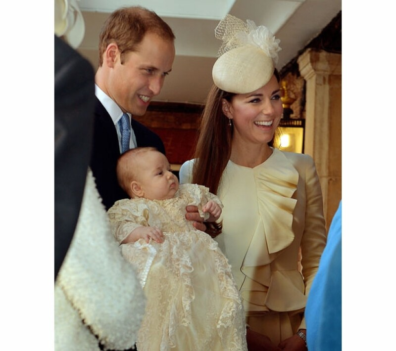 Durante su visita a Australia y Nueva Zelanda, el pequeño heredero será el centro de atención.