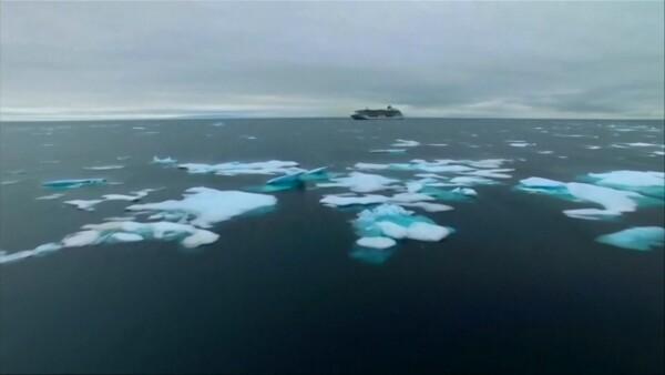 ¿Plástico en todos lados? Sí, hasta en el Ártico