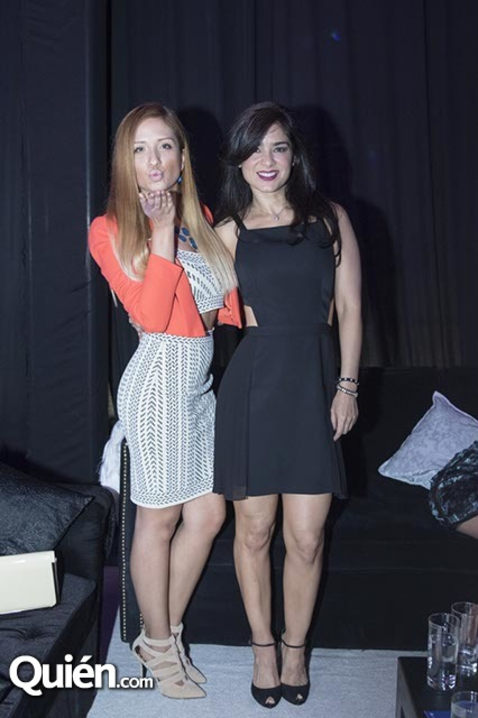 Mafer Lara y Mimi Morales