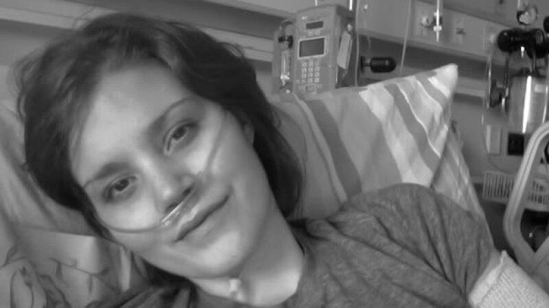 chica de 25 años que relató su muerte en un blog
