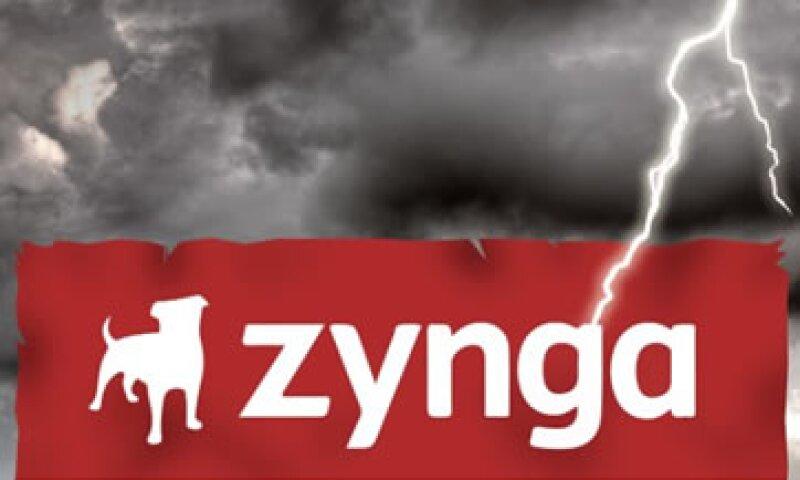 La compra del juego Draw Something fue otro fracaso para Zynga, que pagó 200 mdd por un título que perdió popularidad muy pronto. (Foto: Cortesía de CNNMoney)