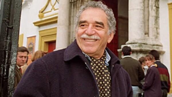 Entre los archivos del escritor colombiano, se encontraban los manuscritos de sus novelas. (Foto: EFE)