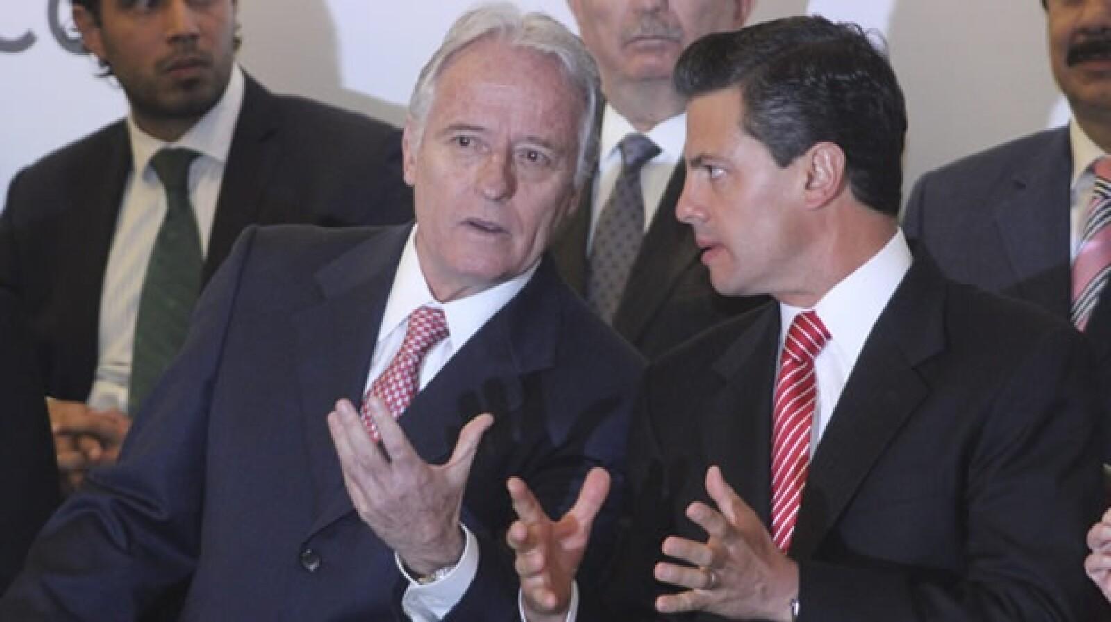 Peña Nieto-Martí