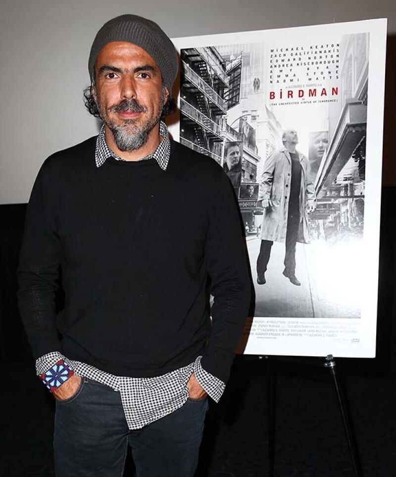 Durante la promoción de Birdman, cuyo estreno fue en 2015, Alejandro catalogó las películas de superhéroes como un genocidio cultural.