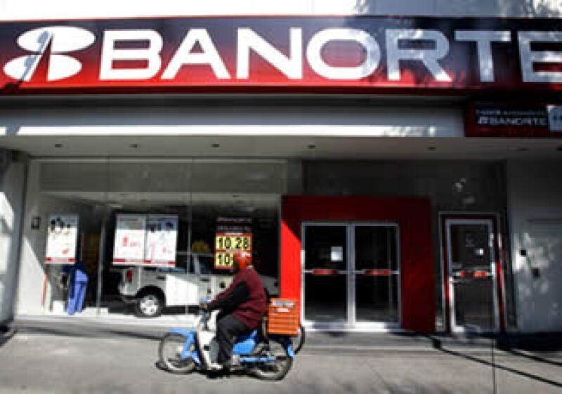 Banorte gana terreno dentro del sistema bancario mexicano. (Archivo)