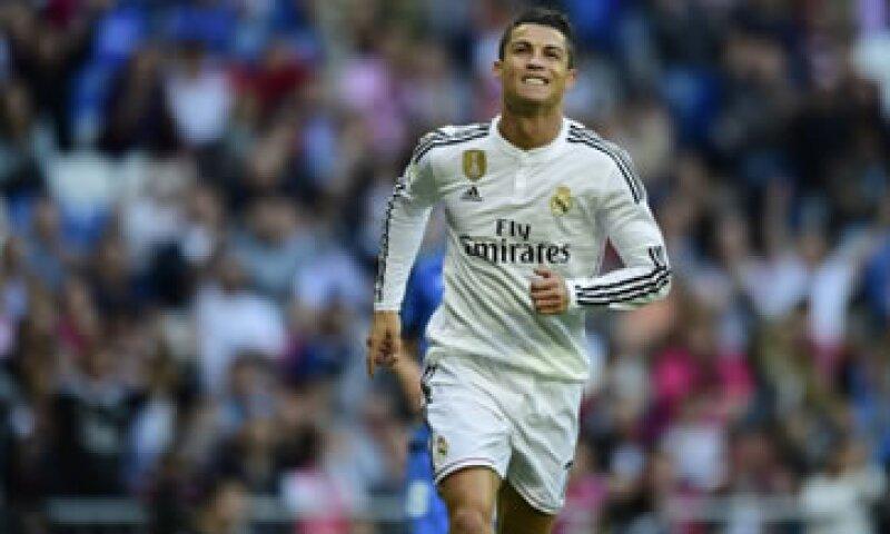 Ahora el astro del Real Madrid tiene su nombre en el firmamento. (Foto: Getty Images)