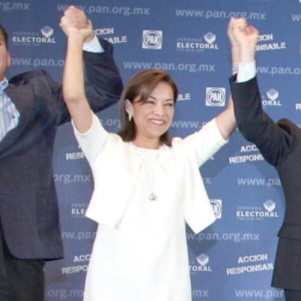Josefina Vázquez Mota será la coordinadora de los diputados electos de este partido que entrarán en funciones el 1 de septiembre. Designada el viernes por el presidente nacional del PAN, César Nava.