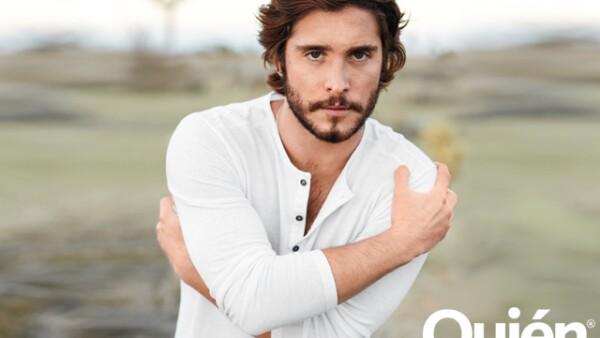 Diego Boneta, actor.