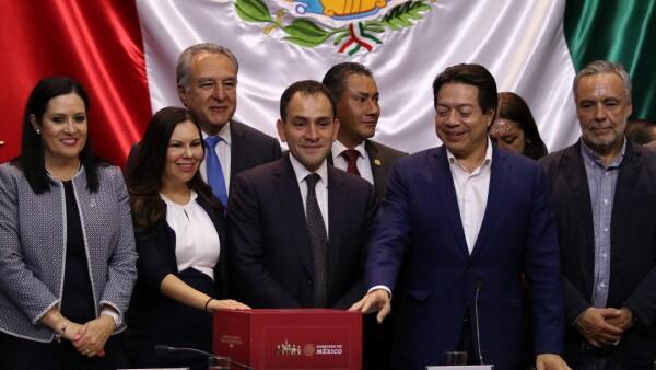 Proyecto de Presupuesto de Egresos de la Federación