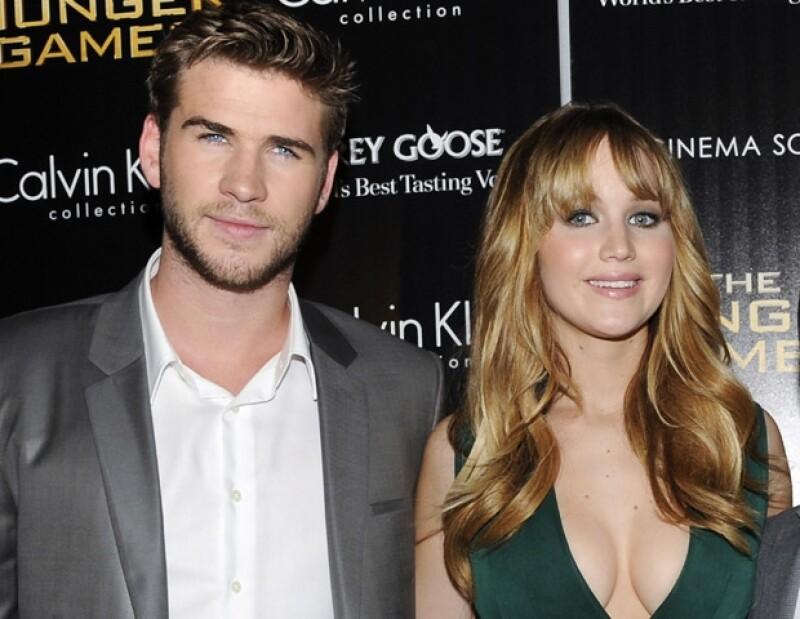 Jennifer Lawrence y Liam Hemsworth son los protagonistas de esta impactante historia.