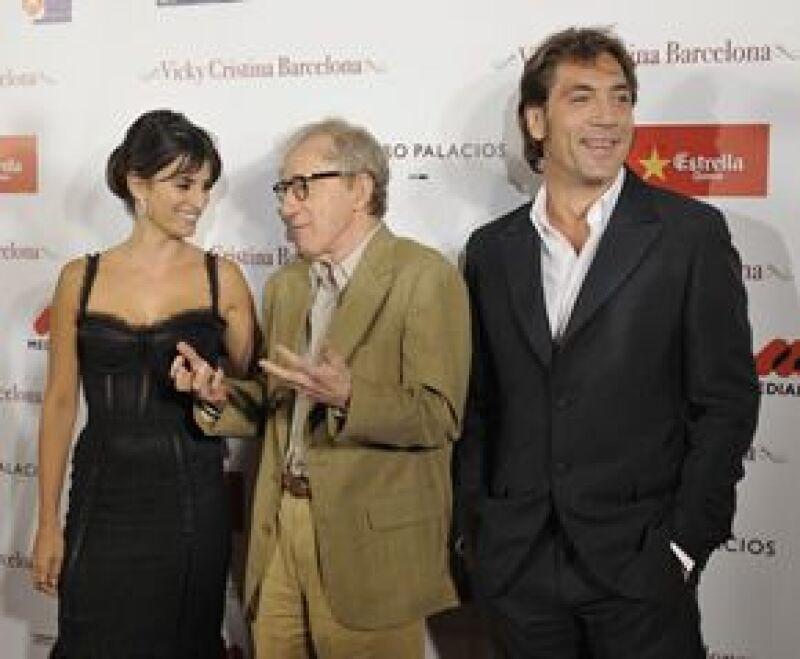 El actor español aceptó formar parte de la próxima película del director mexicano, la cual comenzará a rodarse en dos semanas en Europa.