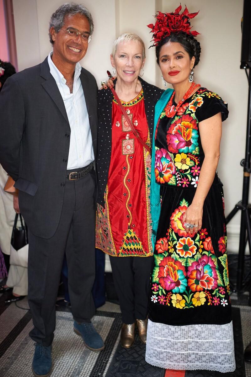 Mitch Besser, Annie Lennox, Salma Hayek