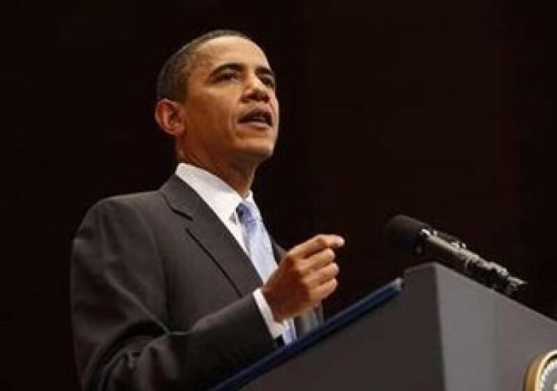 Barack Obama dijo de visita en China que es necesario contener los crecientes déficit.  (Foto: Reuters)